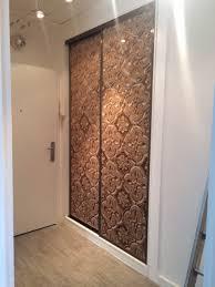 decoration de porte de chambre deco porte placard chambre idées décoration intérieure