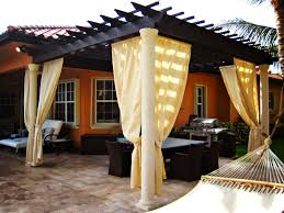 living room pergola designs attached to house wrought iron new