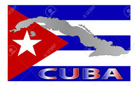Cuban Map Cuban Map Flag Stock Photo Picture And Royalty Free Image Image