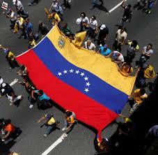 Venezual Flag Venezuela Deutsche Linke Diffamiert Die Proteste Welt