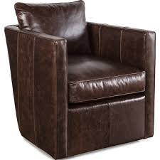 Swivel Club Chair Leather by Rothko Leather Swivel Chair By Robin Bruce Furniture Home