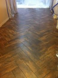 Wood Floor Ceramic Tile Tiles That Looks Like Wood Porcelain Or Ceramic Designinyou For