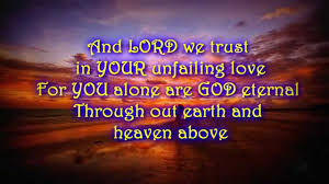 happy thanksgiving in heaven great is the lord with lyrics 2015 youtube