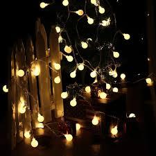 Globe Patio String Lights by Patio Globe String Lights Premier Comfort Heating