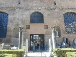 ingresso terme ingresso alla mostra di foto di museo nazionale romano