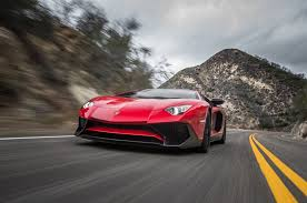 2016 Lamborghini Aventador - 2015 lamborghini aventador sv first test review
