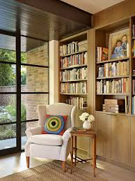 Armchair Books Shelter For Books Elegant Book House Redesigned By Deforest
