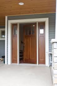 Bayer Built Exterior Doors Exterior Doors Charcoal Gray Entry Door Bayer Built Woodworks