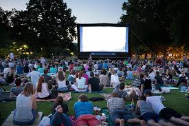 a v party rentals what do you need for outdoor movie night