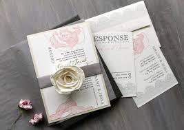 box wedding invitations boxed wedding invitations luxury wedding