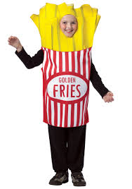 child french fries costume halloween costumes