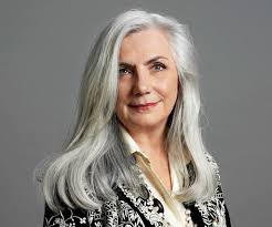 why have i gor grey hair in my 30s going grey gracefully australian women s weekly style for 50s
