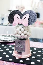 minnie mouse party ideas kara s party ideas glamorous minnie mouse birthday party kara s