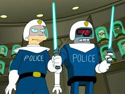 25 things you might not about futurama