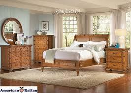 Rattan Bedroom Furniture Imposing Bedroom Wicker Furniture Within Bedroom Feel It Home