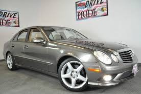 2009 mercedes e class 2009 mercedes e class e350 luxury sedan v6 amg sport package
