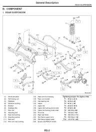 rear shock lower bolt torque spec subaru legacy forums