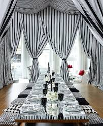 black and white dining room ideas awesome black and white thanksgiving decor ideas quecasita