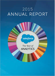 what is an annual report venngage