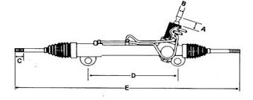 mustang 2 power rack and pinion tbird rack pinion install in a 73 87 c10