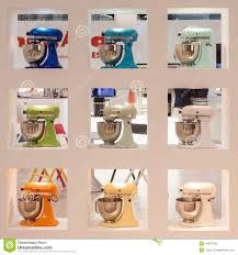 Home Kitchen Aid by Kitchenaid Machines On Display At Homi Home International Show In