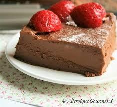 recette de cuisine sans oeuf gâteau sans oeuf et sans gluten patates douces au chocolat