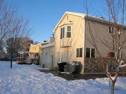 Bi Level Home Exterior Makeover by Kaysville Split Level Renovation Design Group