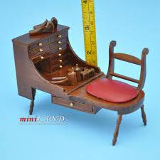 quality cobblers shoemaker bench dollhouse miniature 1 12 v4012 wm
