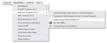 devexpress layout control video layout assistant extension winforms controls devexpress help