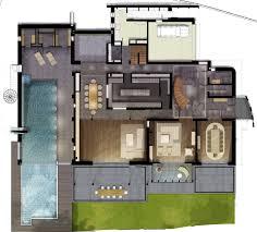 modern ground floor house plans homepeek