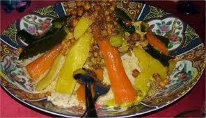 cuisine marocaine couscous couscous de printemps aux trois poissons recette couscous