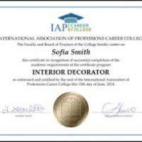 Interior Designer License by Interior Designer Certification Themesfy Com