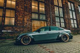 audi a4 modified gray audi a4 widebody adv5 0 track function cs series wheels