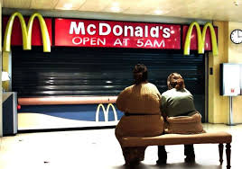 mcdonald s will stop serving overweight customers