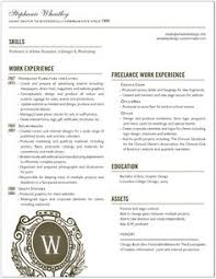 Sample Resume Graphic Design by Sample Graphic Design Resume Page 1 Resume Files Pinterest