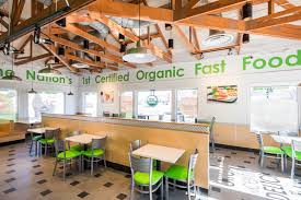 Office Furniture Chicago Suburbs by Tour The Very First Nic U0027s Organic Fast Food In Chicago U0027s Suburbs
