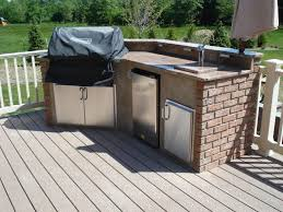 kitchen outdoor kitchen deck 3 outdoor kitchen cabinets and