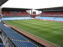 layout of villa park aston villa fc villa park stadium guide english grounds