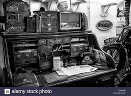 an early 1920 u0027s garage office stock photo royalty free image