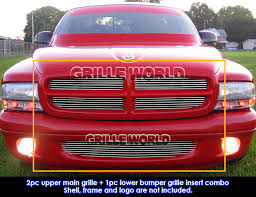 1998 dodge durango fits 1997 2004 dodge dakota 1998 2003 durango billet grille grill