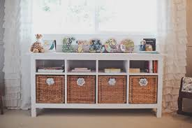 Ikea Hemnes Sofa Table by Ella Grace U0027s Sweet Little Space U2014 Nursery Tour Hemnes Sofa