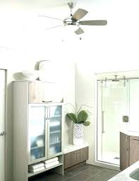 bathroom ceiling fan with light bathroom ceiling fans moutard co