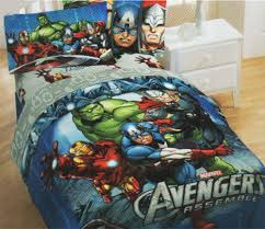 Marvel Bedding The Avengers Bedding Sets For Kids Groovy Kids Gear
