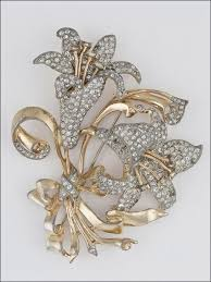 320 best vintage retro 40 s jewelry images on brooch