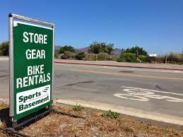 sports basement bikes home design inspirations