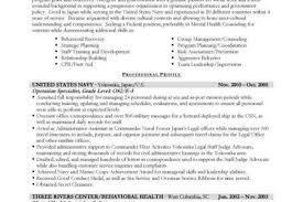 Sample Resume For Government Jobs by Government Security Resume Sample Reentrycorps