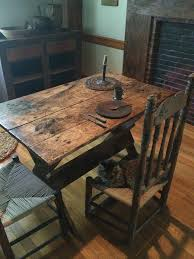 Primitive Dining Room Tables 108 Best Primitive Tables Images On Pinterest Primitive Decor