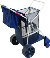 Rolling Beach Chair Cart Top 7 Beach Carts Of 2017 Video Review