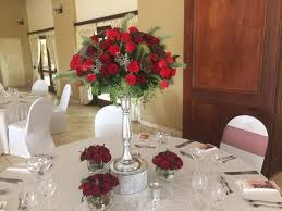 Red Roses Centerpieces 113 Best Centerpieces For Weddings And Functions Images On