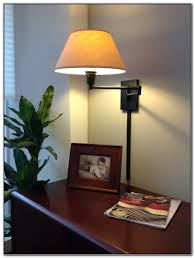 Plug In Swing Arm Wall Lamp Black Swing Arm Wall Lamp Plug In Lamps Home Decorating Ideas